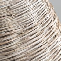 Bamboo Natural Ceiling Light For Sale - Chic Paradis Lux